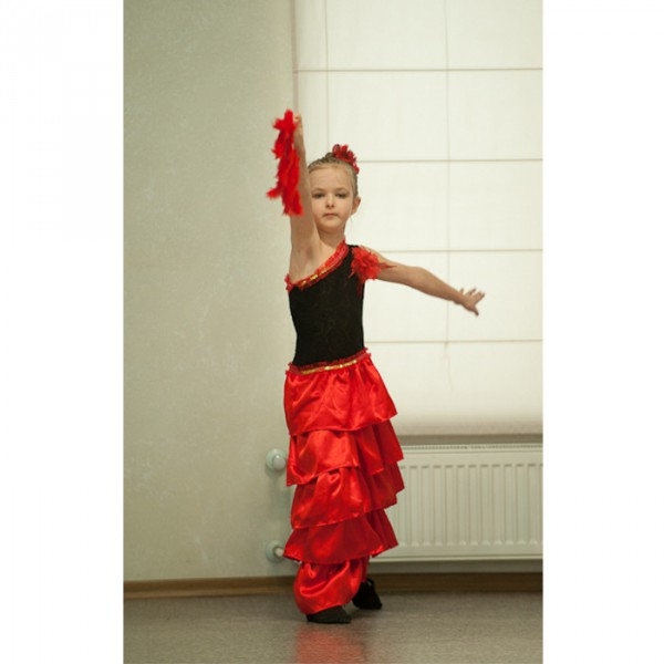 Аренда платья для танцев